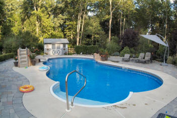 Custom Pool surround